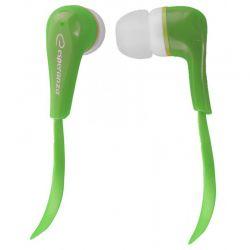 Casti ESPERANZA Lollipop EH146G stereo verzi