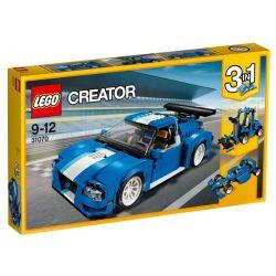 Lego Creator 3-IN-1  Masina de Curse de raliu turbo 31070