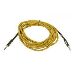 Cablu chitara electrica FENDER, 3 m, diverse culori