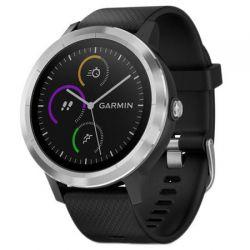 Smartwatch GARMIN Vivoactive 3 Steel Negru