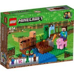 LEGO MINECRAFT Ferma de Pepeni 21138