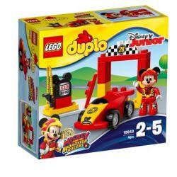 LEGO DUPLO Masina de curse a lui Mickey 10843