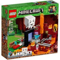 LEGO MINECRAFT Portalul Nether 21143