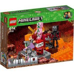 LEGO MINECRAFT Lupta Nether 21139