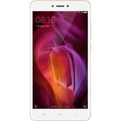 "Telefon XIAOMI Redmi Note 4  5.5"" 1080x1920 pixels (FHD), 2G, 3G, 4G, Dual SIM (Dual Stand-by), Octa core, 3 GB RAM, stocare 32 GB, Auriu, cameră față 5 MP, cameră spate 13 MP, Android 6.0 (Marshmallow)"