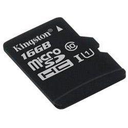 Card de memorie KINGSTON Canvas Select microSDHC 16GB, class 10