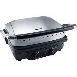 Gratar electric HEINNER HEG-1800XMC, 1800W, inox