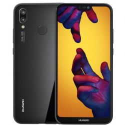 Telefon mobil Huawei P20 Lite, Dual SIM, 64GB, 4G, Midnight Black
