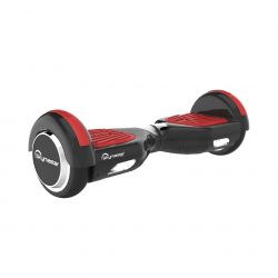 Scooter electric SKYMASTER Wheels 6 Dual Black-Red