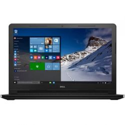 Dell Inspiron 15 (3552) 3000 Series, 15.6-inch HD (1366x768), Intel Celeron N3060, 4GB (1x4GB) DDR3L 1600Mhz, 500GB SATA (5400RPM), DVD+/-RW, Intel HD Graphics, Dell Wifi-N, Blth, non-Backlit Keyb, 4-cell 40WHr, Win 10 Home (64bit), Black, 2Yr CIS