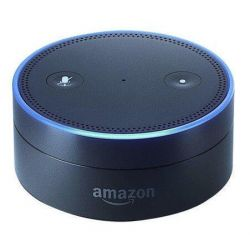 Boxa inteligenta AMAZON Echo Dot Neagra