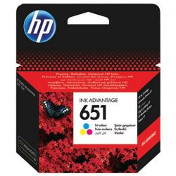 CARTUS HP 651/C2P11AE COLOR