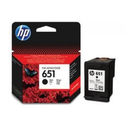 CARTUS HP 651/C2P10AE BLACK