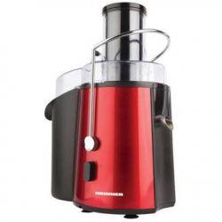 Storcator de fructe HEINNER XF-1000RD, capacitate 1l, 1000 W, rosu