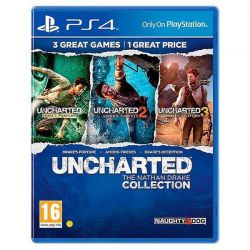 Joc Uncharted: The Nathan Drake Collection pentru Playstation 4