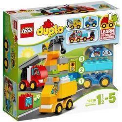 LEGO DUPLO Primele mele masini si camioane 10816