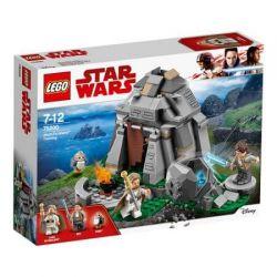 LEGO Star Wars Antrenamentul de pe Ahch-To Island 75200