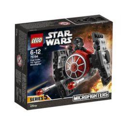 LEGO Star Wars TIE Fighter al Ordinului Intai Microfighter 75194