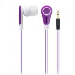 Casti cu microfon ASTRUM EB100 Alb/Violet