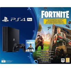 PlayStation 4 Pro 1 TB + Fortnite