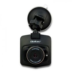 Camera video auto QOLTEC 50225, Full HD, 2.4 inch, negru