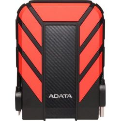 Hard disk extern ADATA HD710 Pro 1 TB, USB 3.1, 2.5 inch, Rosu