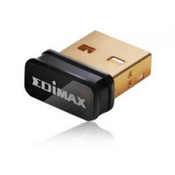 Adaptor wireless 802.11N EDIMAX USB 2.0 , 150MBPS, EW-7811UN