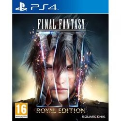 Joc FINAL FANTASY XV ROYAL EDITION pentru PlayStation 4