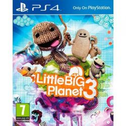 Joc LITTLE BIG PLANET 3 pentru PlayStation 4