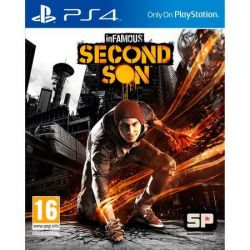 Joc INFAMOUS:SECOND SON pentru PlayStation 4