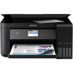 Multifunctional Inkjet Color EPSON L6160 CISS, A4
