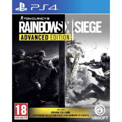Joc TOM CLANCY'S RAINBOW SIX SIEGE Advanced Edition pentru PlayStation 4