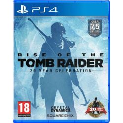 Joc RISE OF THE TOMB RAIDER - 20 Year Celebration pentru PlayStation 4
