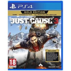 Joc JUST CAUSE 3 Gold Edition pentru PlayStation 4