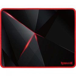 Mousepad REDRAGON Capricorn, negru/rosu
