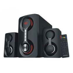 Boxe 2.1 SERIOUX SoundRise SRXS-2160WS, 60W, negru