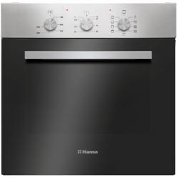 Cuptor incorporabil HANSA BOEI68161, electric, grill, argintiu/negru