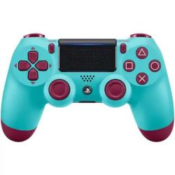 Controller SONY Dualshock 4 V2 pentru PlayStation4, Berry Blue