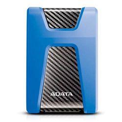Hard disk extern ADATA HD650, 2 TB, USB 3.1, albastru