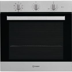 Cuptor incorporabil INDESIT IFW6834IX, electric, grill, inox