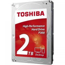 HDD intern TOSHIBA P300 2 TB, 3.5''  SATA3, 7200 RPM, 64 MB cache