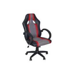 Scaun gaming SPACER SP-GC-RED53, negru/rosu