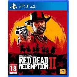 Joc RED DEAD REDEMPTION 2 pentru Playstation 4
