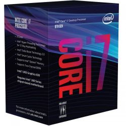Procesor INTEL Core i7-8700 3.20 GHz, Socket 1151, v2