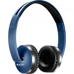 Casti cu microfon Bluetooth CANYON CNS-CBTHS2, albastru