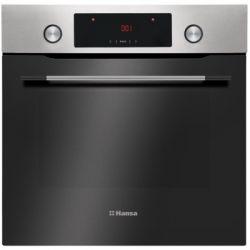 Cuptor incorporabil HANSA BOEI68481, electric, grill, argintiu/negru