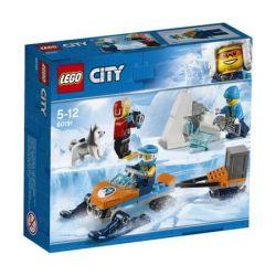 LEGO CITY Echipa arctică de explorare 60191