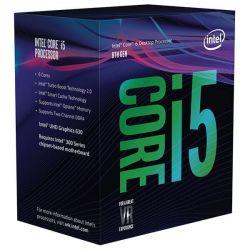 Procesor INTEL Core i5-8400, 2.8 GHZ, 9 MB, SKT 1151