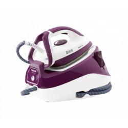 Statie de calcat TEFAL GV6430, capacitate 0.7l, 110 g/min, 2300 W, alb/violet