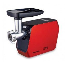 Masina de tocat carne HEINNER MG-2100RD, 1.8 kg/min, 2100 W, rosie